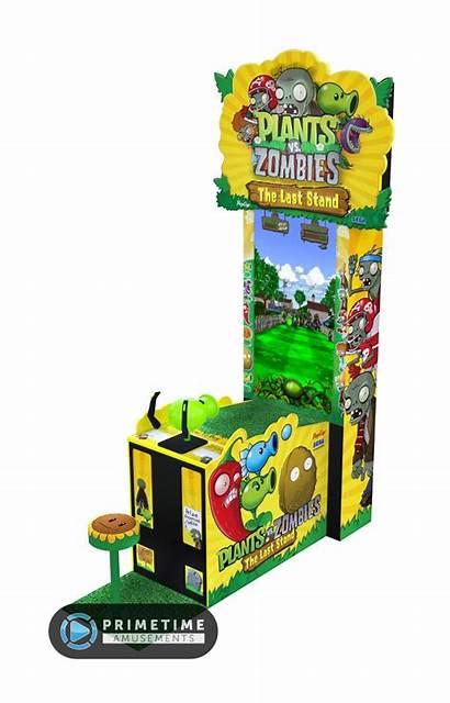 Zombies Plants Stand Last Arcade Standard Sega