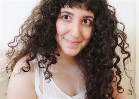 How To Add Definition To Curly Hair · How To Style A Curly