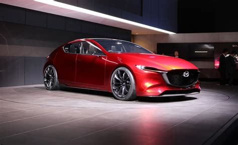 Mazda Kai Concept Photos And Info  News  Car And Driver