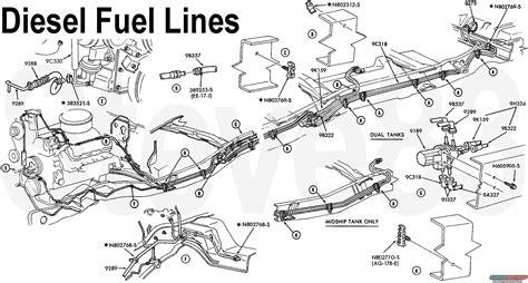 7 3 Liter Engine Fuel System Diagram by Ford 6 0 Sel Engine Turbo Line Diagram Downloaddescargar