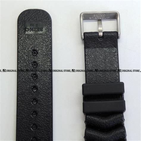 Tali Jam Tangan Rubber Karet jual tali jam tangan karet tebal kw aftermarket