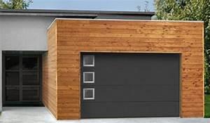 porte iso 45 sans nervures avec hublots verticaux portes With porte de garage sectionnelle avec serrurier 91