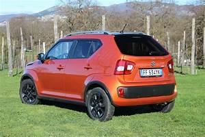 Piece Suzuki Auto : la suzuki ignis arrive en concession une auto part ~ Melissatoandfro.com Idées de Décoration