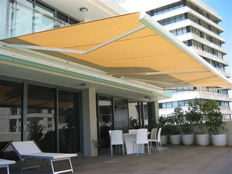 retractable awnings sydney  quote  folding arm shades