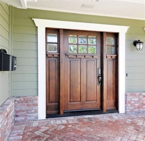 Large Exterior Doors by 95 Best Images About Front Doors On Craftsman