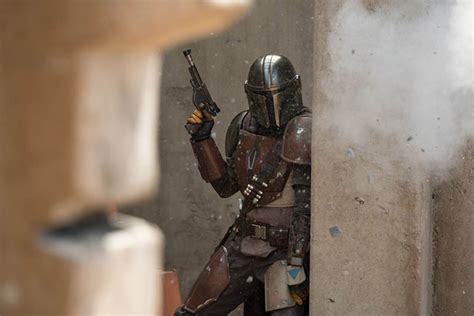 mandalorian star wars celebration panel  images