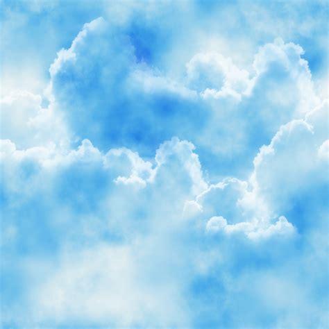 webtreats tileable cloud patterns  texture