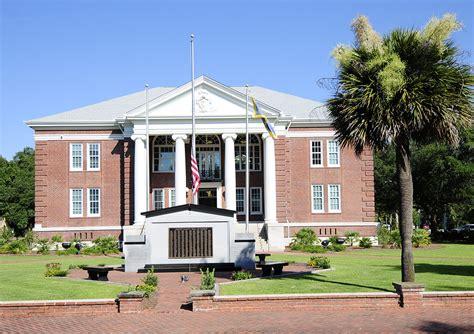 Court House - jasper county south carolina