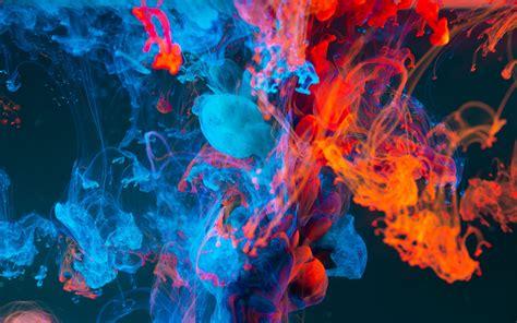 Download wallpaper 3840x2400 paint liquid abstract