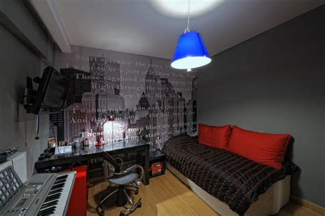 Adding all this in your bedroom will surely perk up the look of your bedroom. Moderne Beleuchtung für Tonstudio und Musikraum