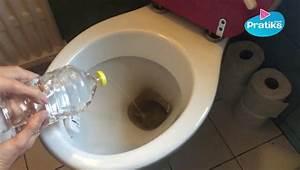 Produit Pour Déboucher Les Toilettes : comment nettoyer wc avec vinaigre blanc ~ Melissatoandfro.com Idées de Décoration