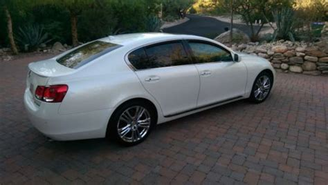 Purchase Used 2007 Lexus Gs 450h In Tucson, Arizona