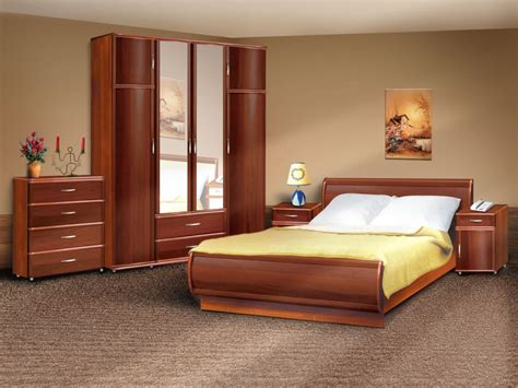 Size Bedroom Furniture by In Vogue Arc Wooden Headboard King Size Bed And