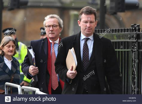 Lord Keen (left) and Attorney General Jeremy Wright arrive ...