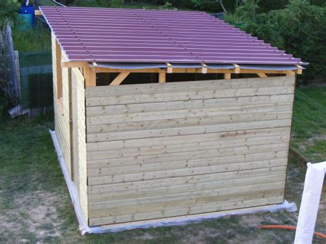 construction de mon abri de jardin l atelier de zep
