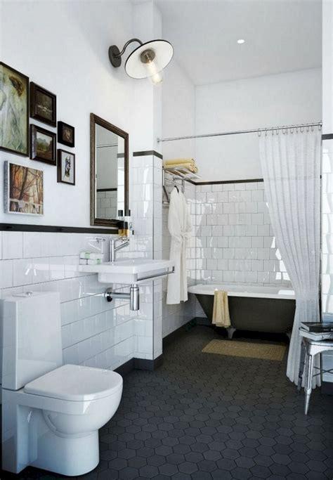 lovely modern vintage bathroom decor ideas
