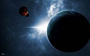 3D Planets in Space - Pics about space