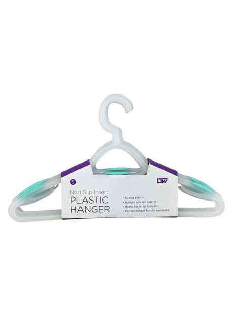plastic  slip hanger pk lt williams