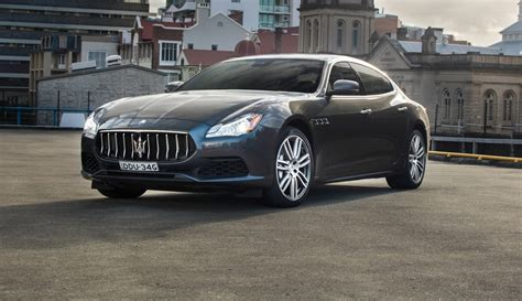 For A Maserati by 2017 Maserati Quattroporte Review Photos Caradvice