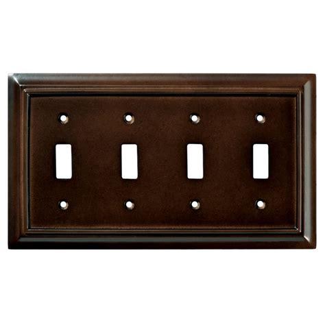 hardware for espresso cabinets liberty hardware shop 126345 switchplates espresso
