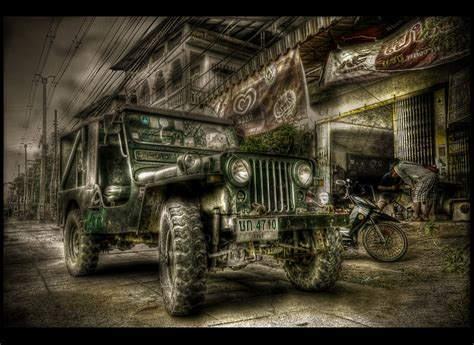 army jeep thailandcambodia  drchristophers