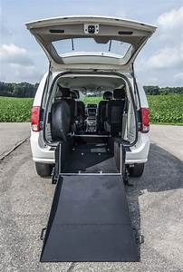 Manual Rear Entry Dodge Grand Caravan  Accessibility