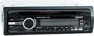 Sony Cdx Mp3  Wma  Aac  Atrac3plus