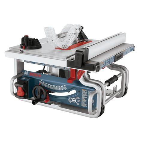 lowes portable table saw bosch 15 amp 10 in table saw lowe 39 s canada