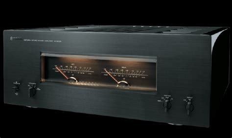 yamaha m 5000 top of the line hifi gear from yamaha announced wall of