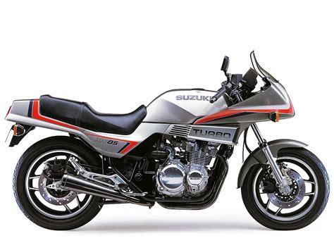 Suzuki Technique by Suzuki Xn85 Turbo 1983 Agora Moto