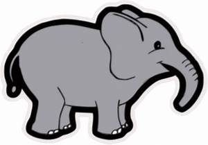 Free Baby Elephant Clip Art Pictures - Clipartix