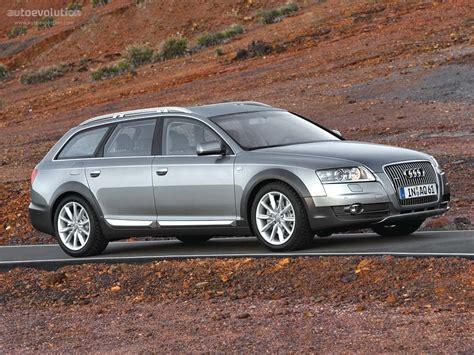 Audi A6 Allroad Specs & Photos  2006, 2007, 2008, 2009