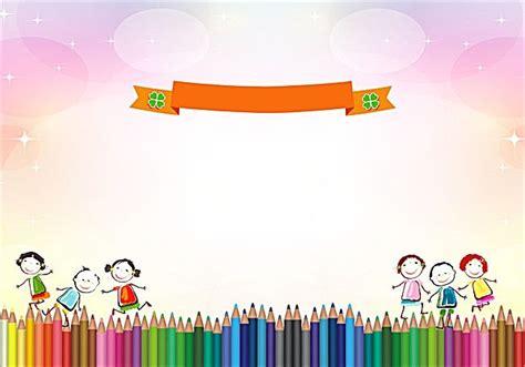 kindergarten signature wall kindergarten background