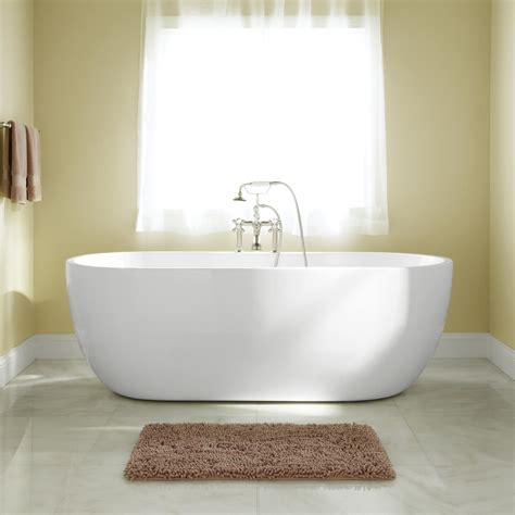 bath tubs boyce acrylic freestanding tub bathroom