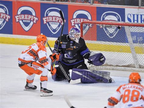 Injury to Rob Dowd takes gloss off Sheffield Steelers ...