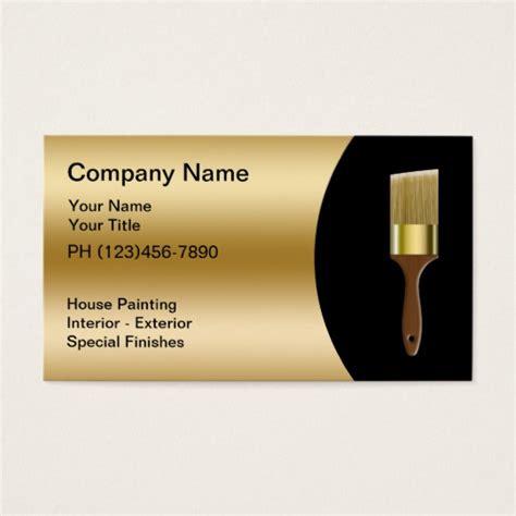 painter business cards zazzlecom