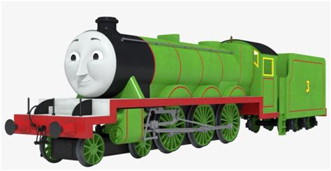 Cgi Henry The Green Engine New Shape By Skarloeythegreat