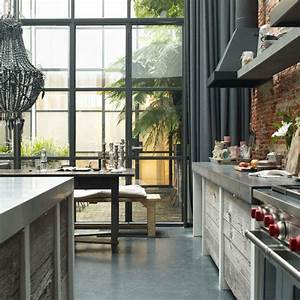 Modern industrial kitchen | Kitchen planning ideas ...