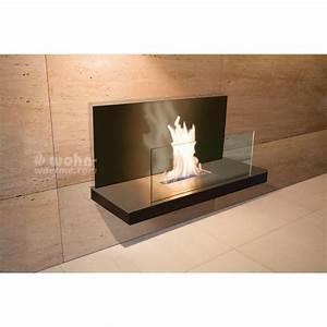 Bioethanol Kamin Wand : radius ethanol wandkamin wall flame ii ~ Markanthonyermac.com Haus und Dekorationen