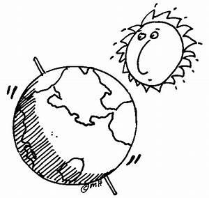 Earth Orbit The Sun Clip Art - Pics about space