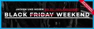 Wann Ist Der Black Friday 2018 : black weekend bei planet sports jacken und hosen bis zu 70 reduziert black ~ Orissabook.com Haus und Dekorationen