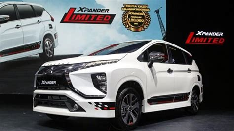 Mitsubishi Xpander Limited Picture by Mitsubishi Motors Luncurkan Xpander Limited Di Telkomsel