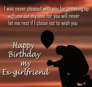 Let's use your birthday as an opportunity to remove these heavy tags and just call each other friends. 100+ Emotional Birthday Wishes for Ex Gf (Girlfriend)