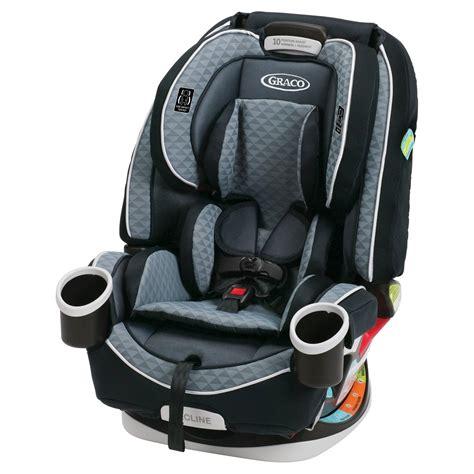 Graco 4ever Allinone Convertible Car Seat Ebay