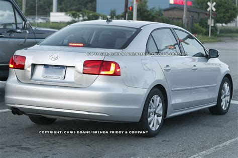Vw Jetta Ncc by Expensive New Cars 2011 Volkswagen Jetta Spied Nearly