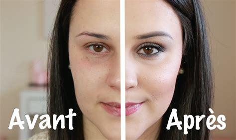 Femme avant et après le maquillage photo de stock modifier maintenant 288363365