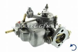 Weber Carburetor 28 S1a  Rebuilt  Fiat 126  650 Cc
