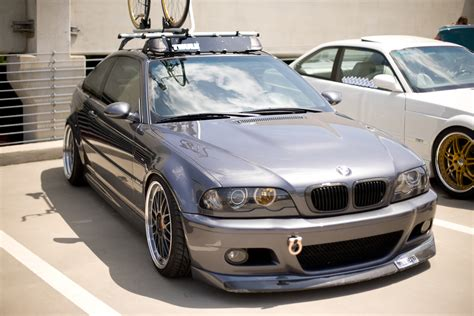 bmw roof rack oem bmw e46 roof rack with thule faring and bike rack