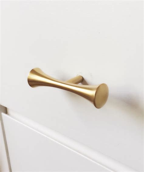 mid century cabinet pulls mid century cabinet knob brass drawer pull cabinet pull