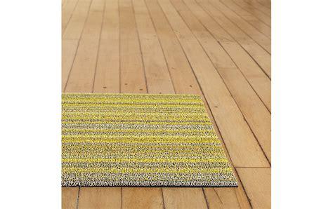 chilewich doormat sale chilewich stripe shag floor mat design within reach